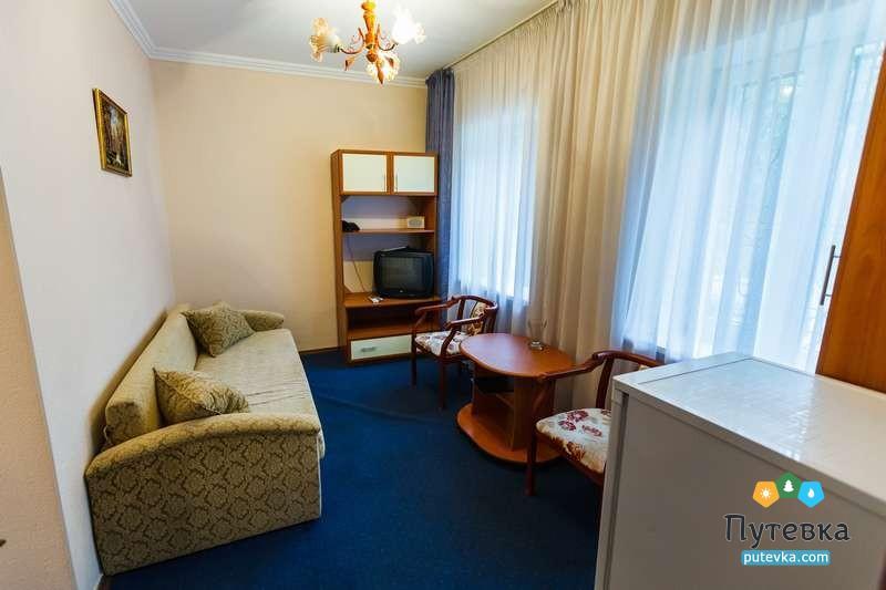 Люкс 2-местный 2-комнатный (корп. 3), фото 4