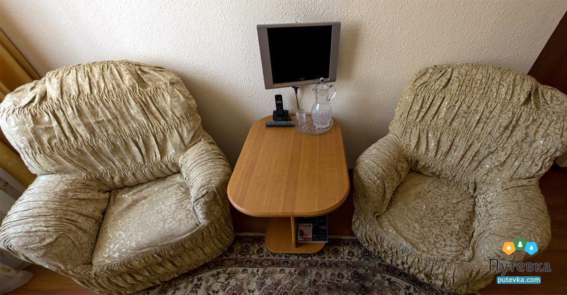 Полулюкс 2-местный 2-комнатный, фото 6