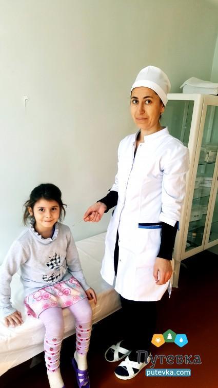 Детский санаторий Республиканский детский туберкулезный санаторий г. Буйнакска,
