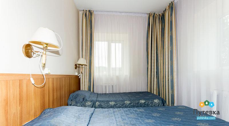 Полулюкс 2-местный 2- комнатный, фото 1