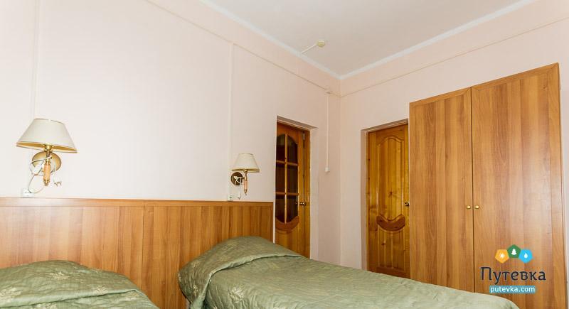 Полулюкс 2-местный 2- комнатный, фото 3