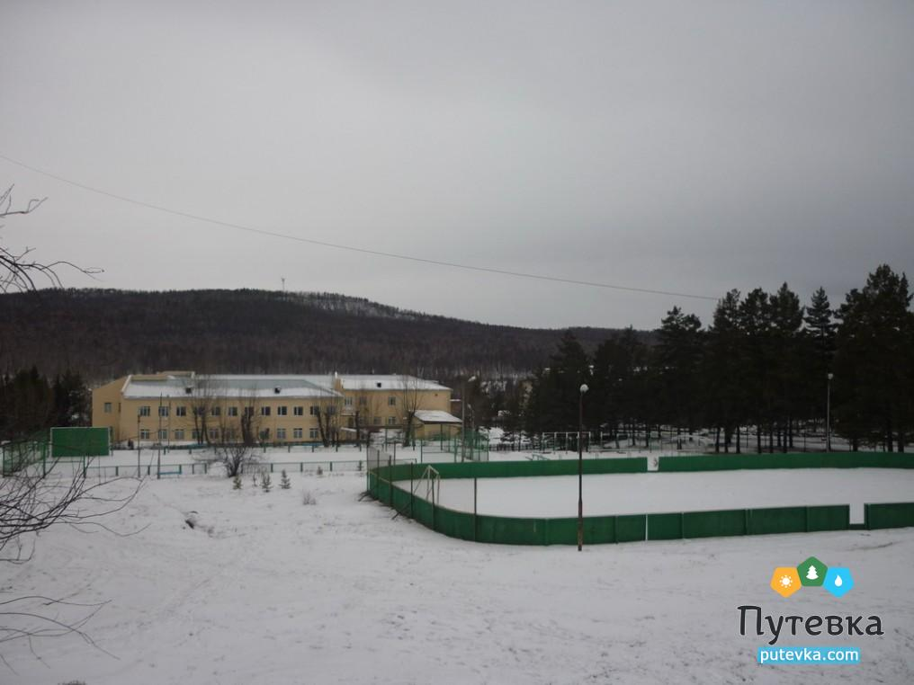 Санаторий Дарасунский,