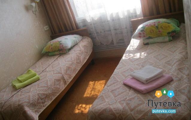 ПК 2-местный 2-комнатный (корпус №1), фото 2