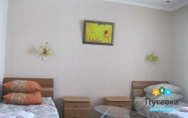 ПК 2-местный 2-комнатный (корпус №2), фото 3