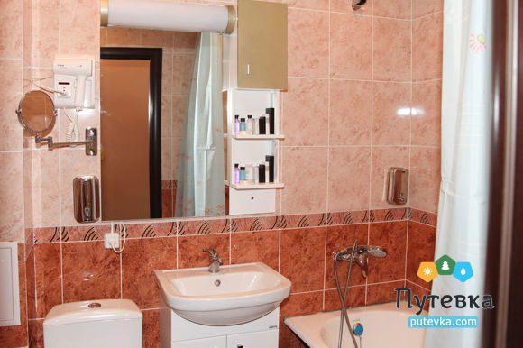Люкс 2-местный 2-комнатный, фото 5
