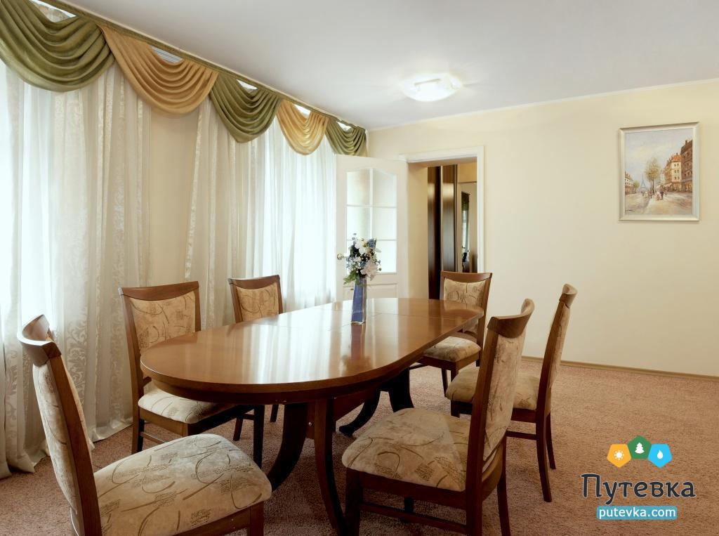 Апартаменты 3-комнатные, фото 1