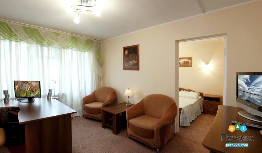 Апартаменты 3-комнатные, фото 2