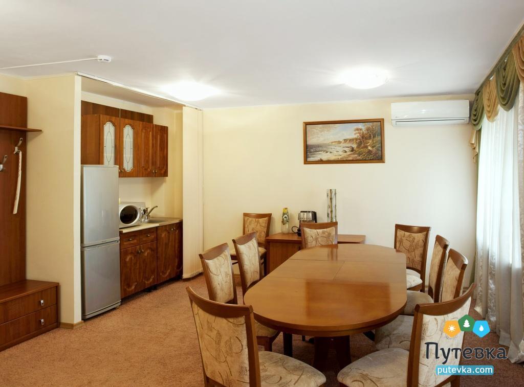 Апартаменты 3-комнатные, фото 3