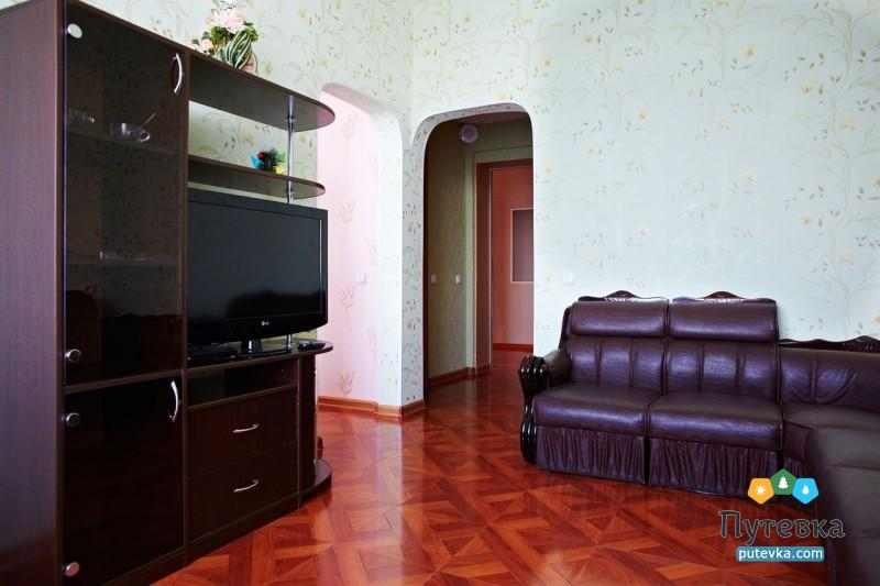 Апартаменты 2-местный 3-комнатные, фото 1