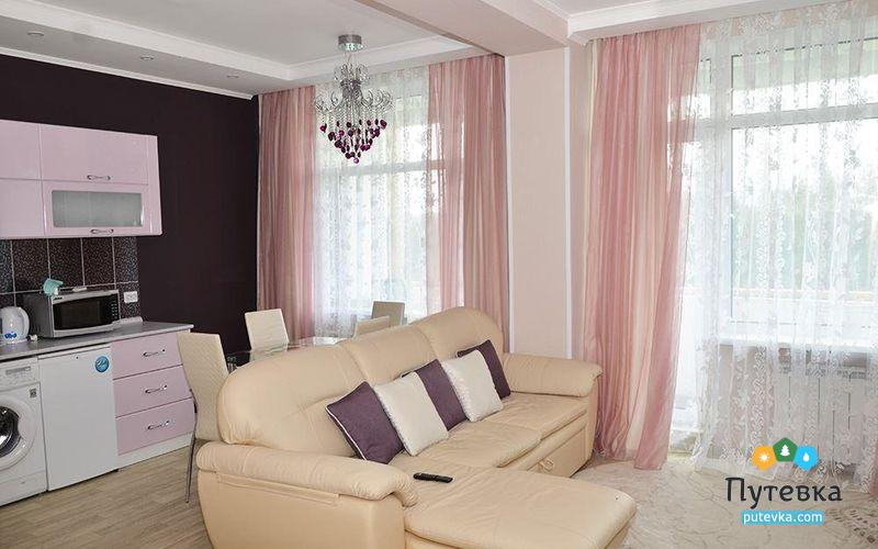 VIP-люкс 2-местный 2-комнатный, фото 3