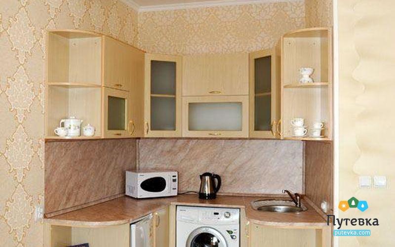 Бизнес-люкс 2-местный 2-комнатный, фото 5