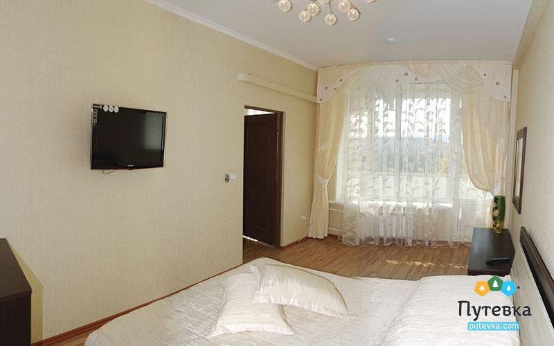 Бизнес-люкс 2-местный 2-комнатный, фото 6