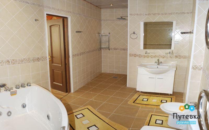 Бизнес-люкс 2-местный 2-комнатный, фото 7