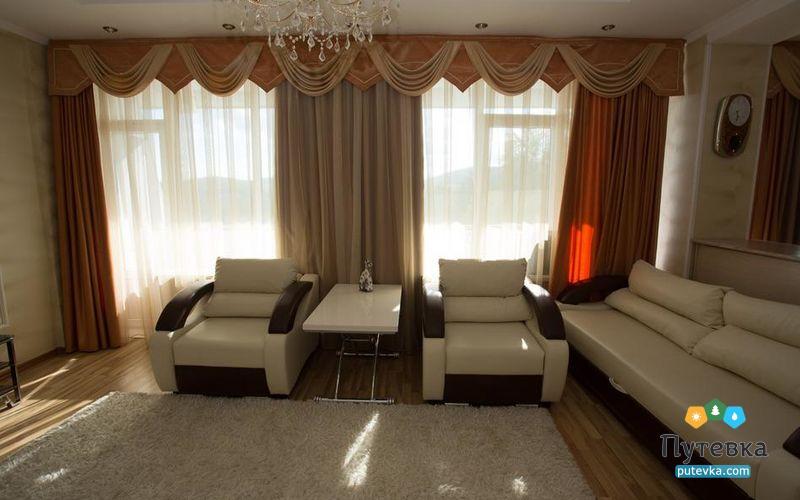 Бизнес-люкс 2-местный 2-комнатный, фото 3