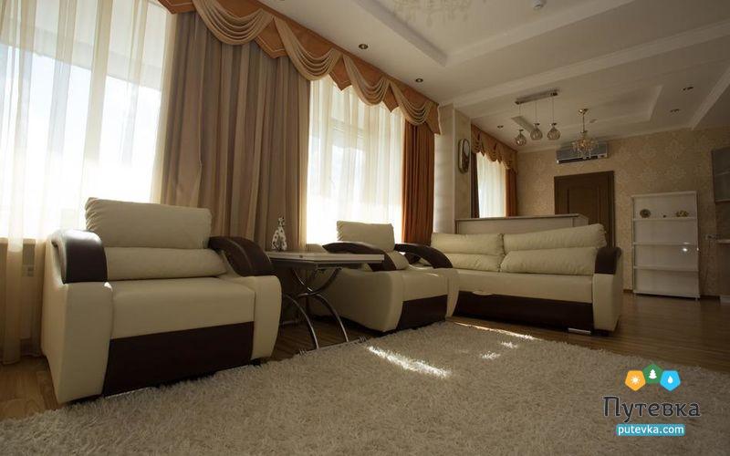 Бизнес-люкс 2-местный 2-комнатный, фото 2