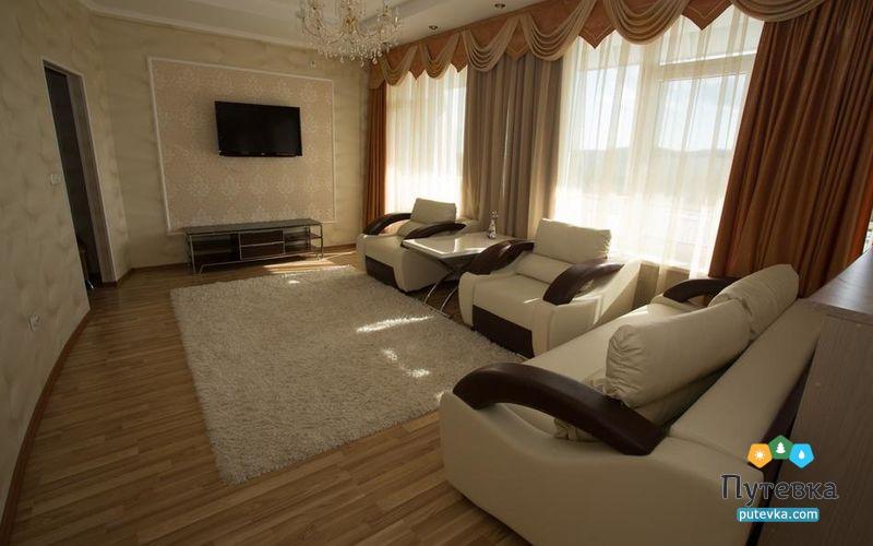 Бизнес-люкс 2-местный 2-комнатный, фото 1