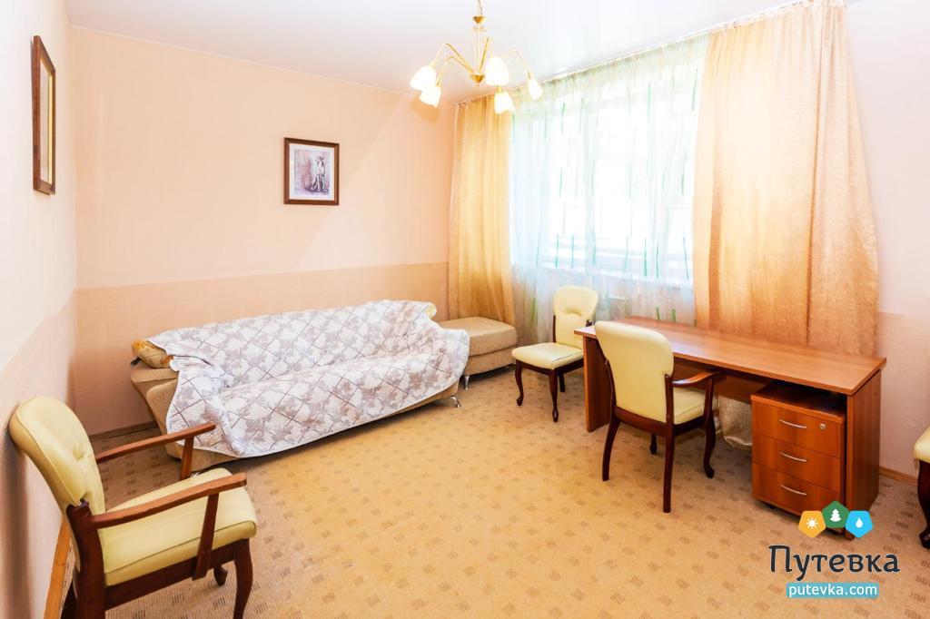 Люкс улучшенный 2-местный 2-комнатный, фото 9