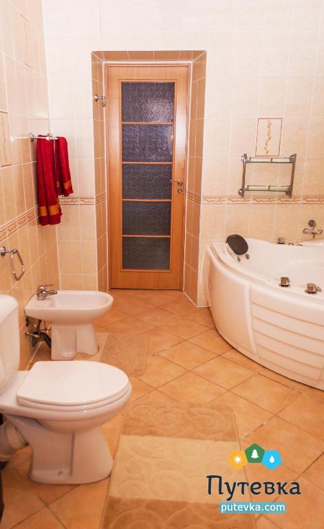 Люкс улучшенный 2-местный 2-комнатный, фото 10