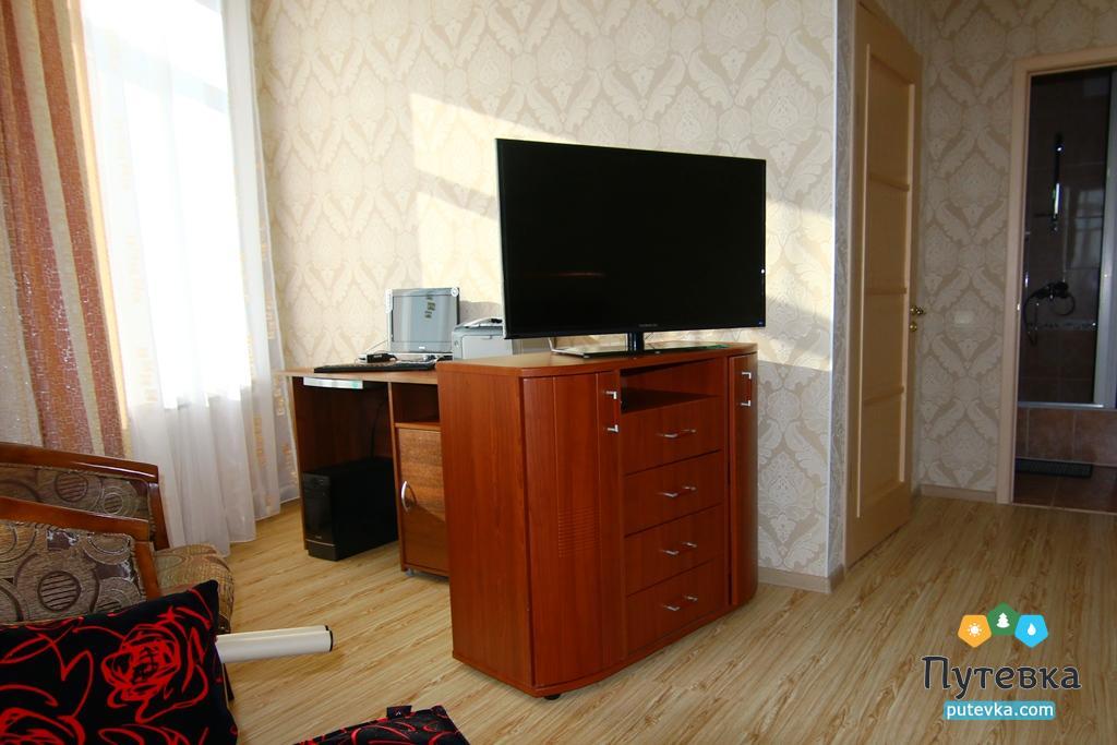 Люкс Плюс 2-местный 2-комнатный, фото 4