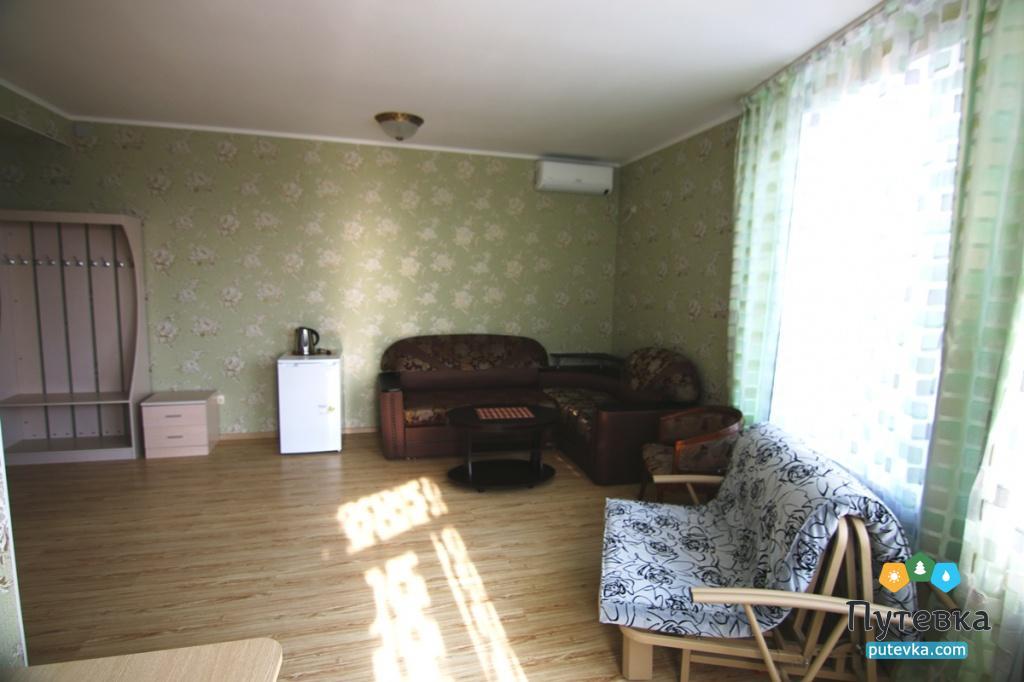 Люкс Плюс 2-местный 2-комнатный, фото 2