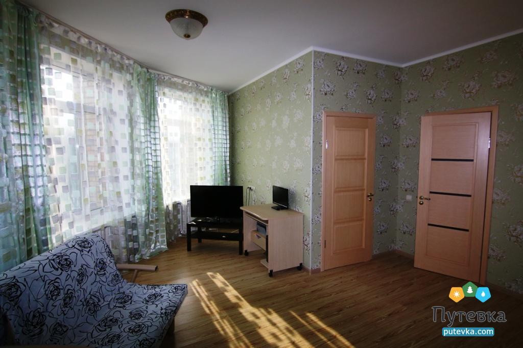 Люкс Плюс 2-местный 2-комнатный, фото 3