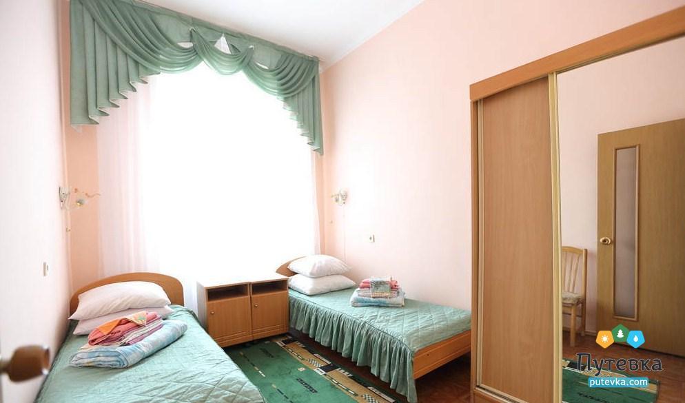 Улучшенный номер 2-местный 2-комнатный (категории А), фото 1