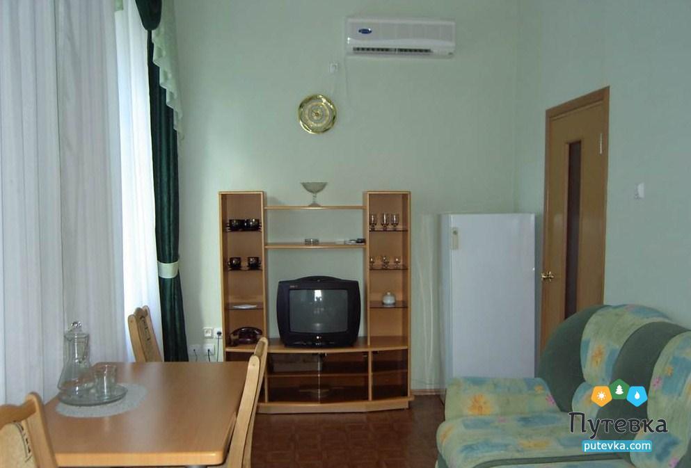 Улучшенный номер 2-местный 2-комнатный (категории А), фото 5