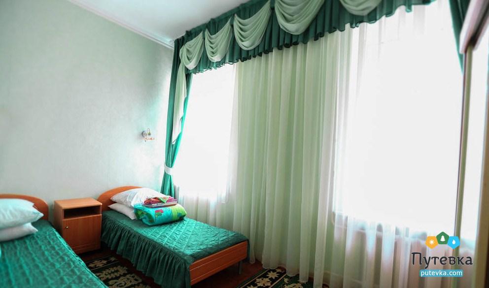 Улучшенный номер 2-местный 2-комнатный (категории А), фото 2