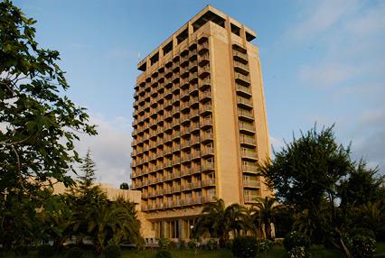 Пансионат Amza Park Hotel / Амза  (ex. Энергетик),Главный корпус