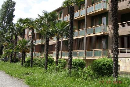 Пансионат Amza Park Hotel / Амза  (ex. Энергетик),Малый корпус
