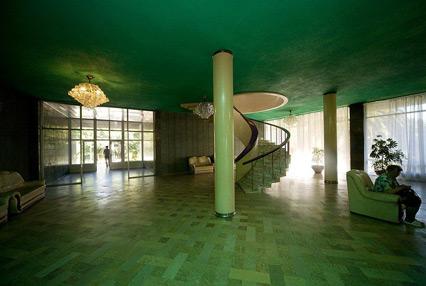 Пансионат Amza Park Hotel / Амза  (ex. Энергетик),Холл