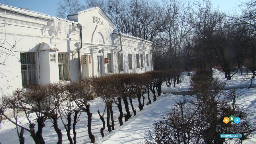 Санаторий Хабаровский,