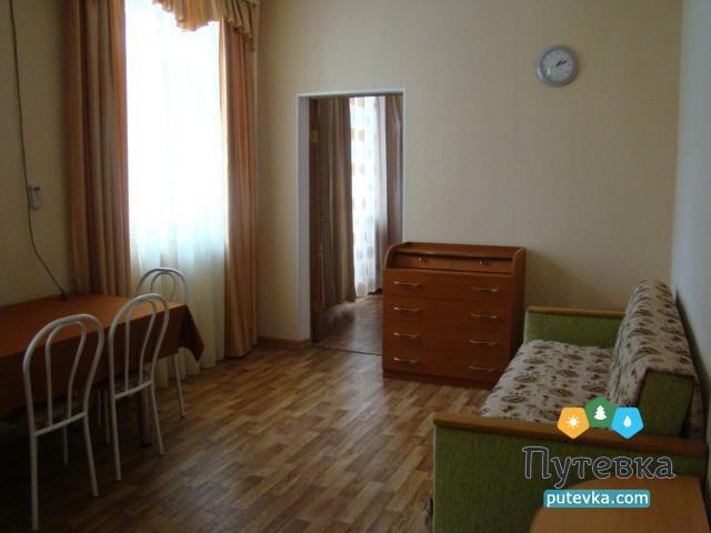 Люкс 2-местный 2-комнатный (корп. 1), фото 3