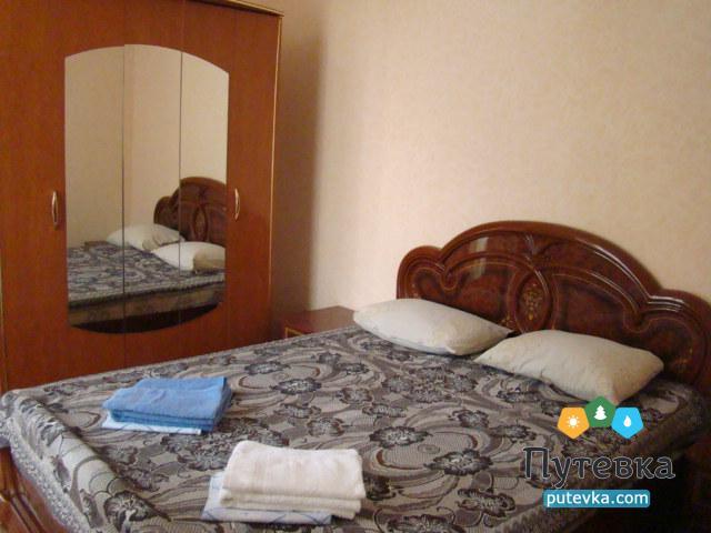 Люкс 2-местный 2-комнатный (корп. 1), фото 1