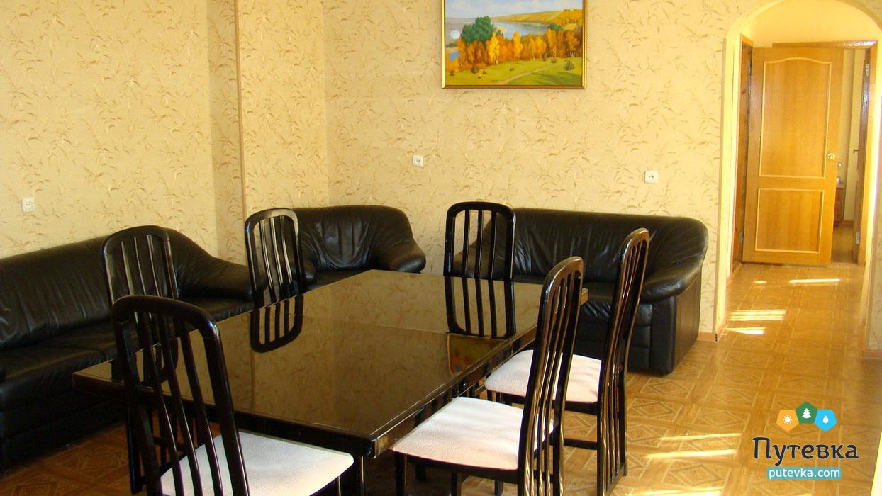 Люкс 2-местный 3-комнатный (корп. 2), фото 2