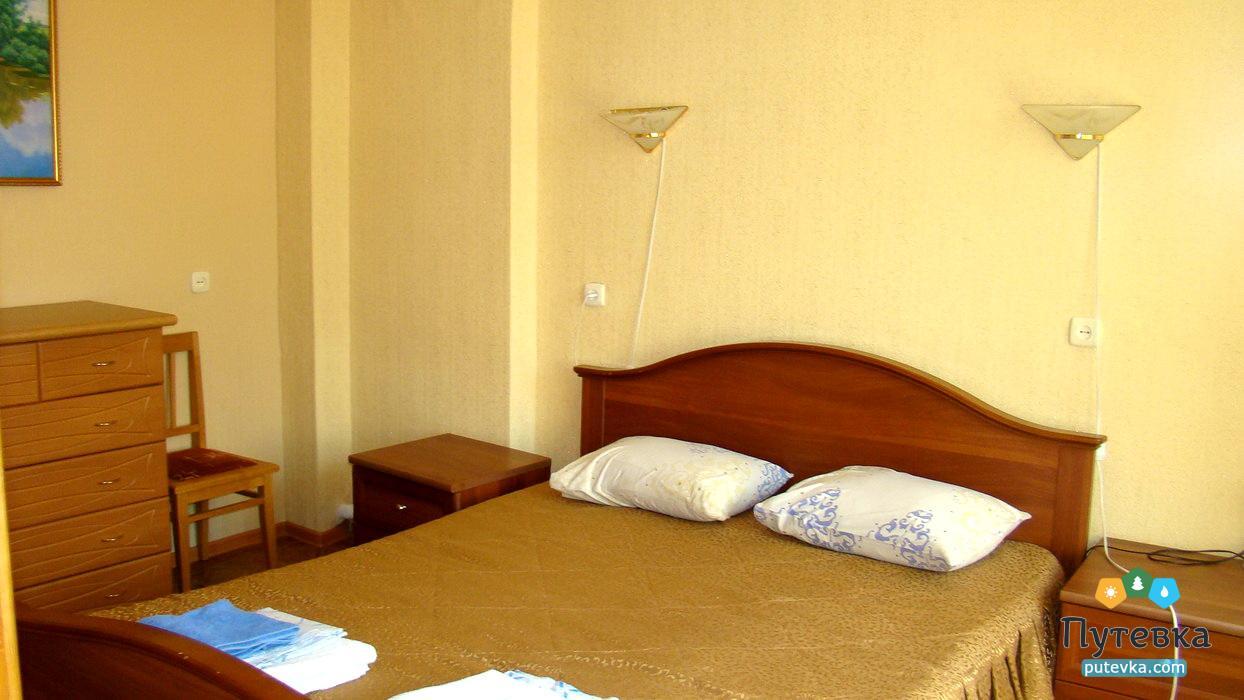Люкс 2-местный 3-комнатный (корп. 2), фото 1