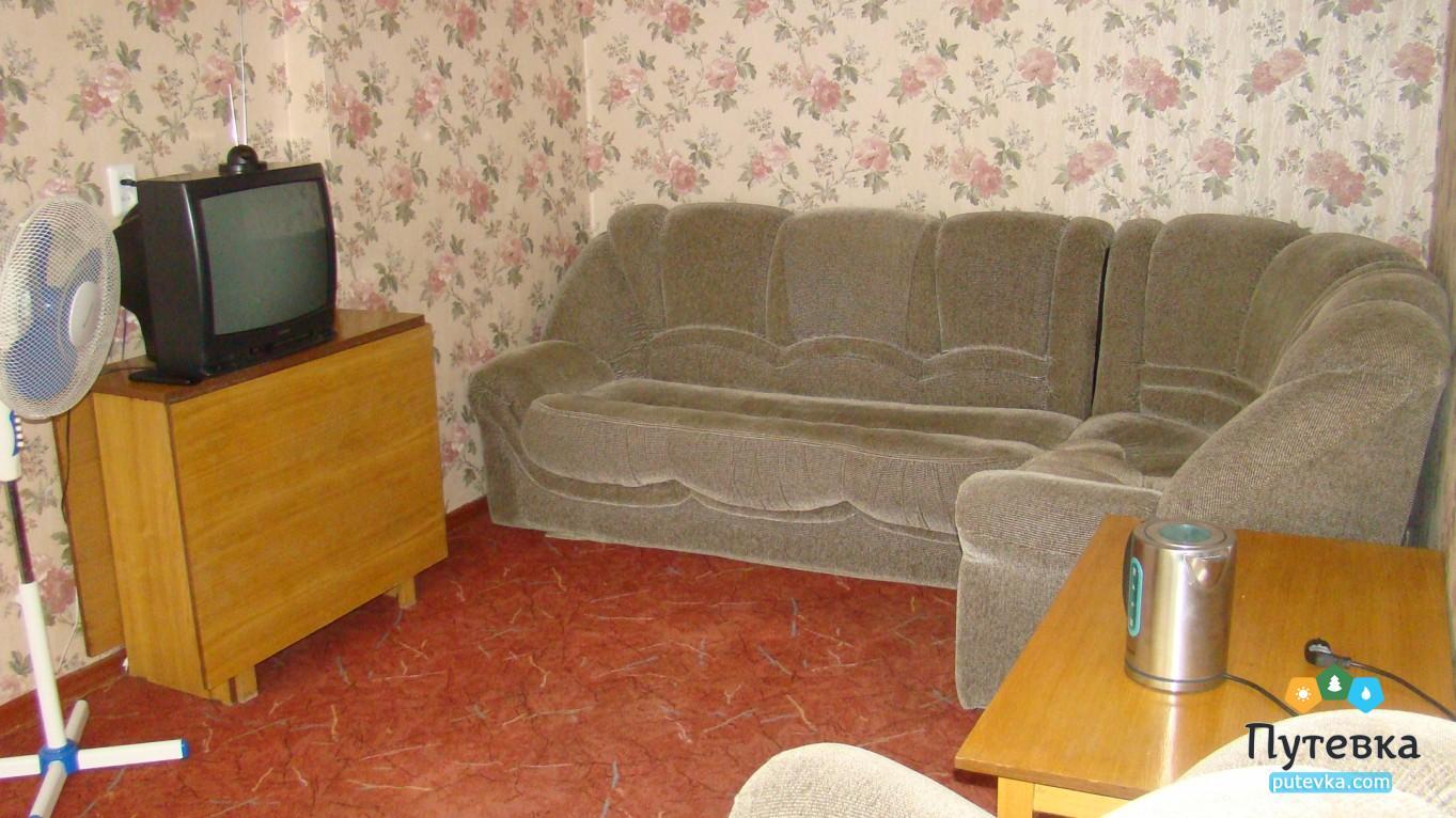 Люкс 2-местный 3-комнатный (корп. 1), фото 2