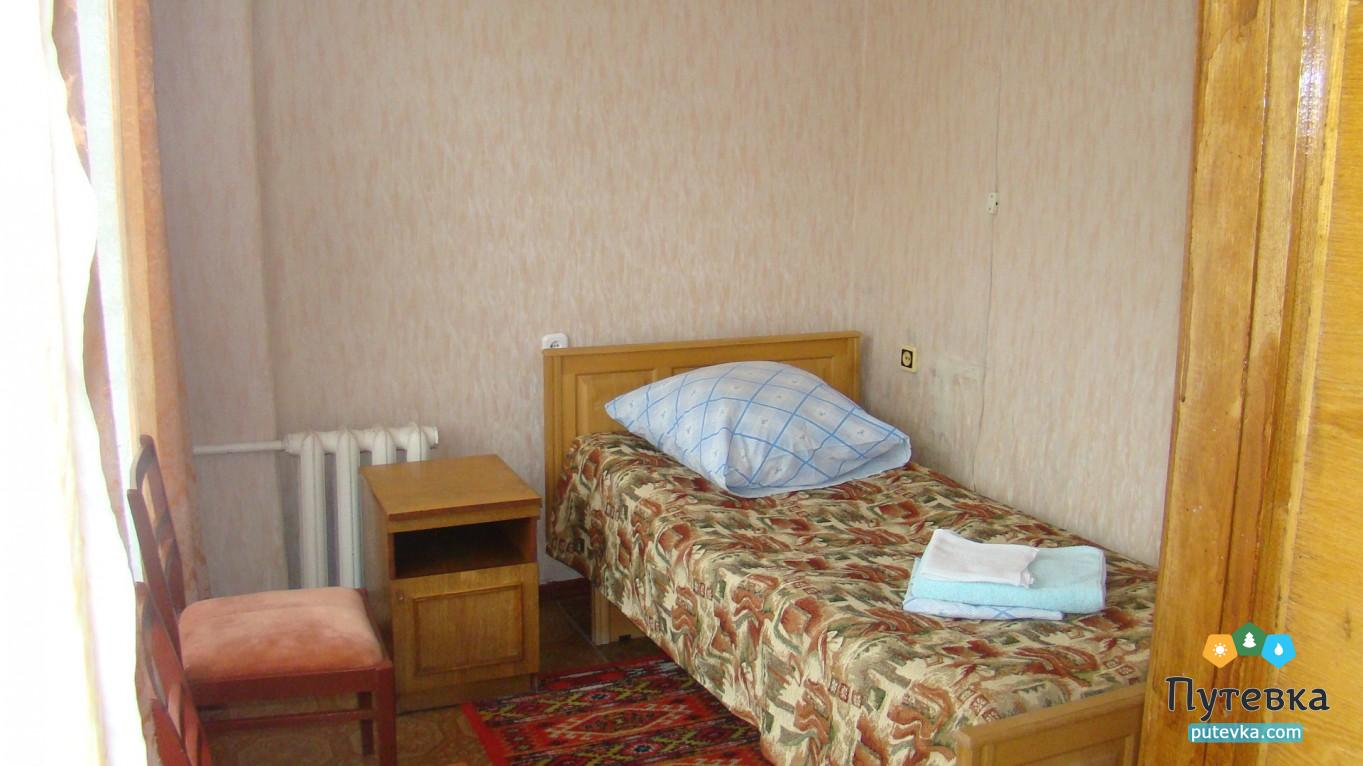 ПК 2-местный 2-комнатный (тип 2) (корп. 1), фото 1