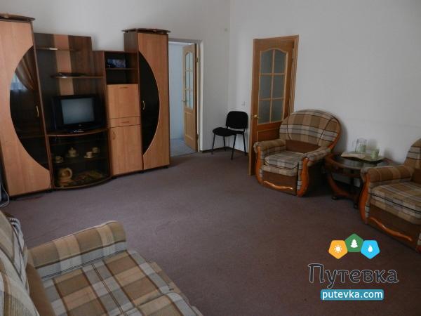 Люкс 3-комнатный (корпус №5), фото 2