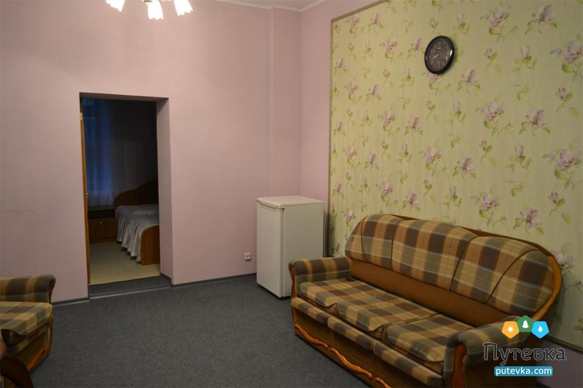 Люкс 2-местный 2-комнатный (корпус №5), фото 3