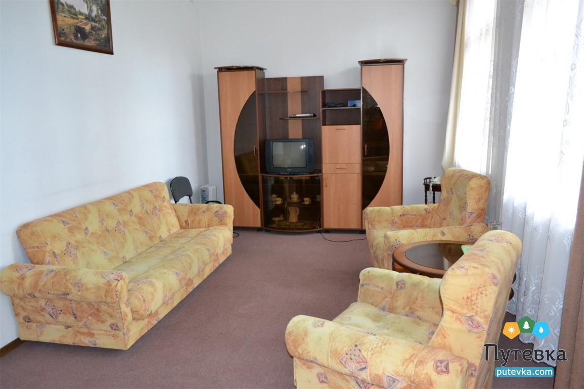 Люкс 2-местный 2-комнатный (корпус №5), фото 4