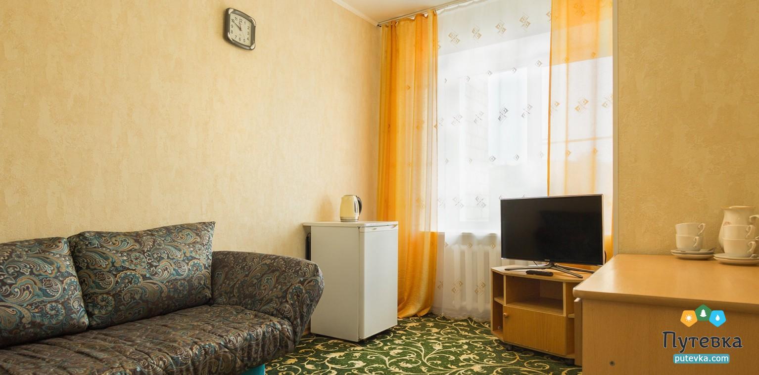 Номер 1-местный 2-комнатный, фото 3