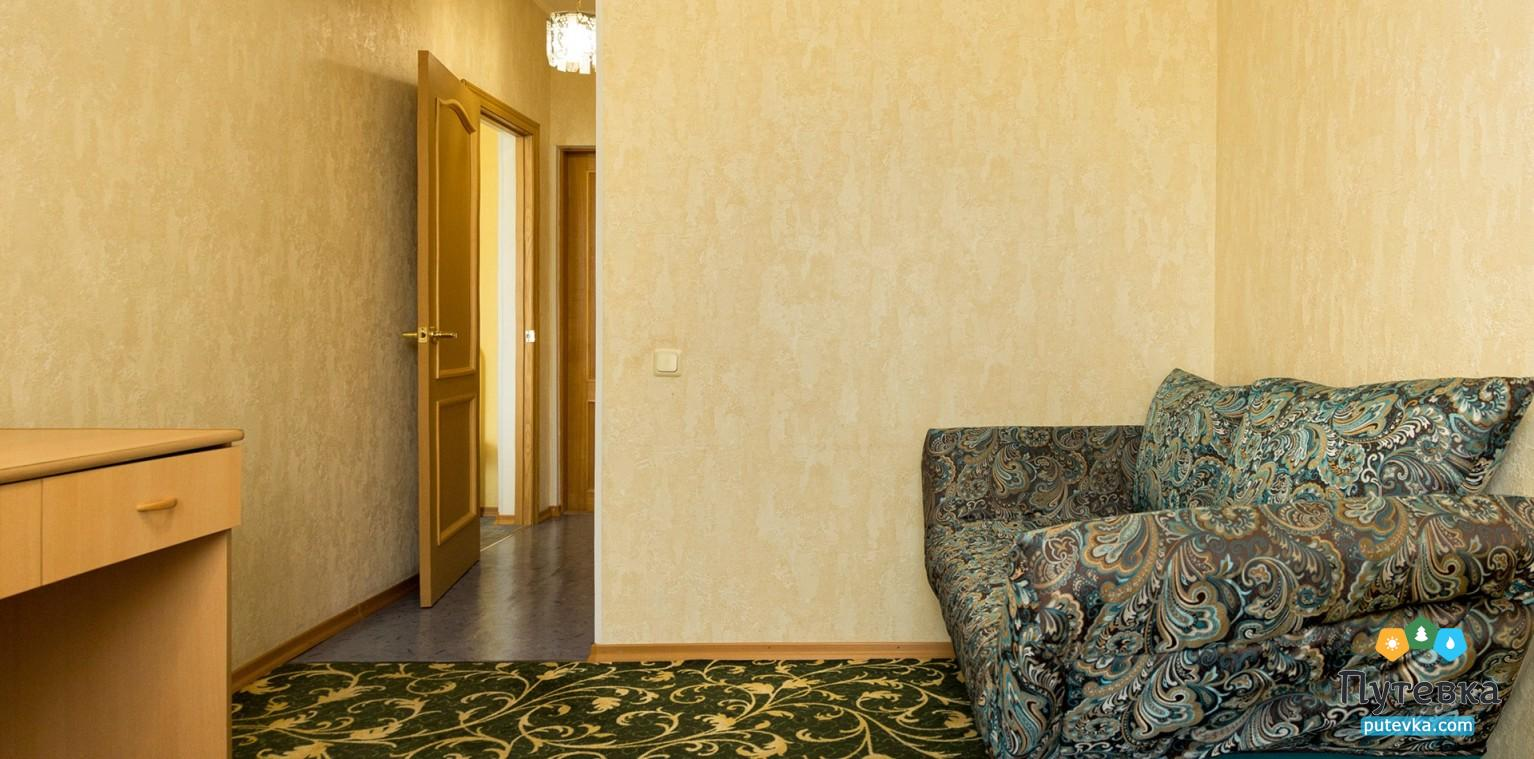 Номер 1-местный 2-комнатный, фото 4