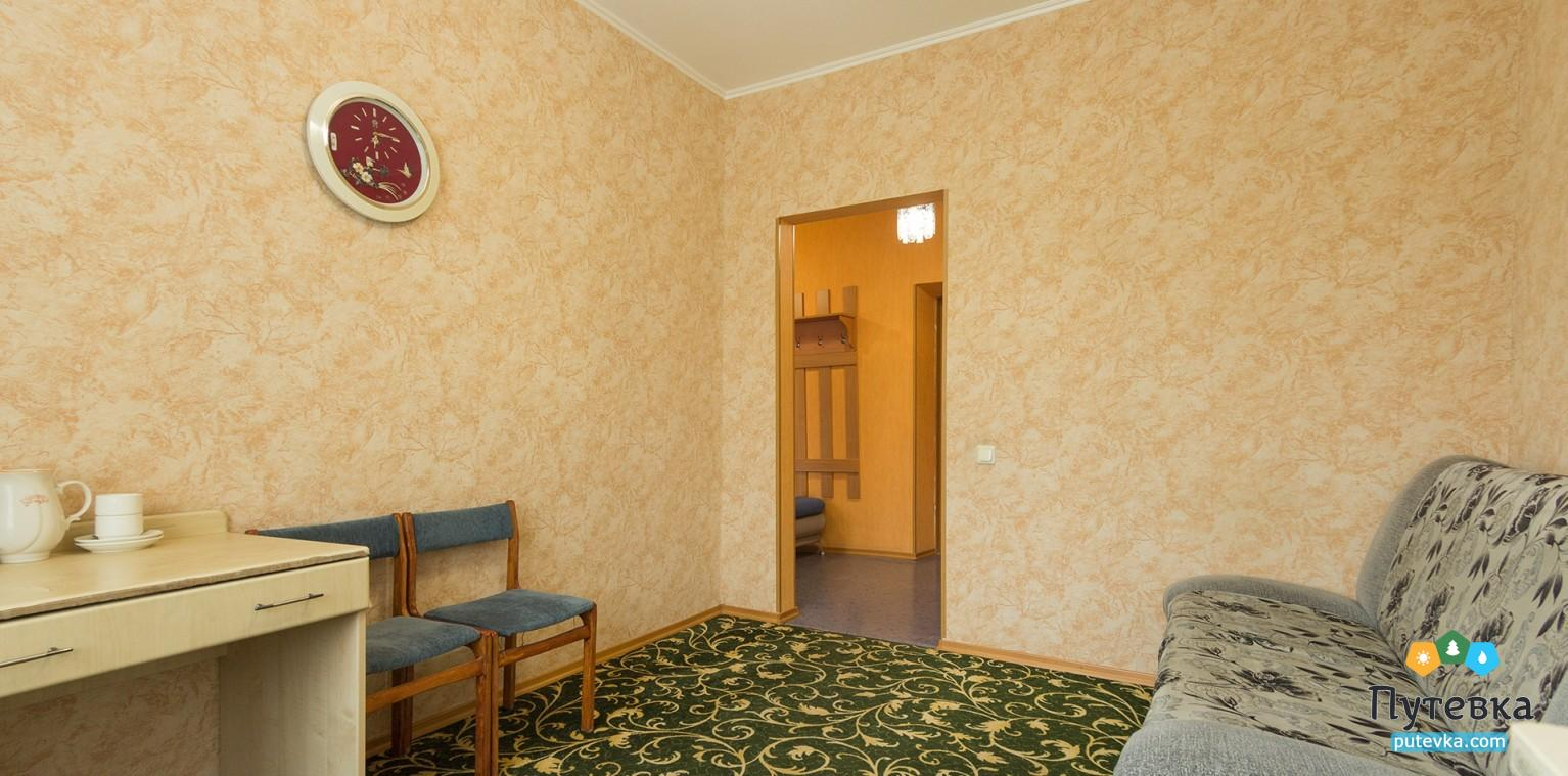 Номер 2-местный 2-комнатный, фото 4