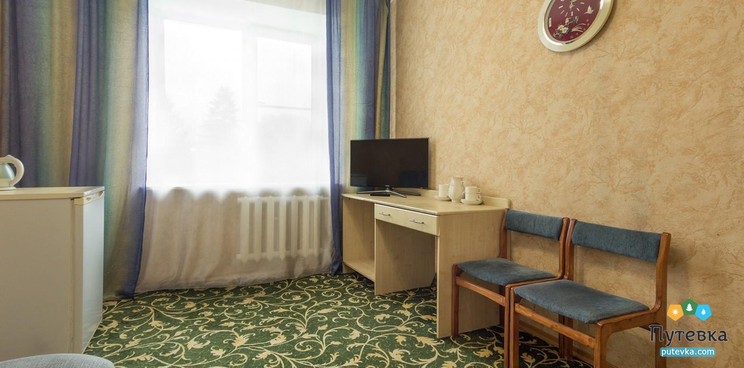 Номер 2-местный 2-комнатный, фото 5