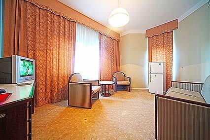 Полулюкс 2-местный 2-комнатный