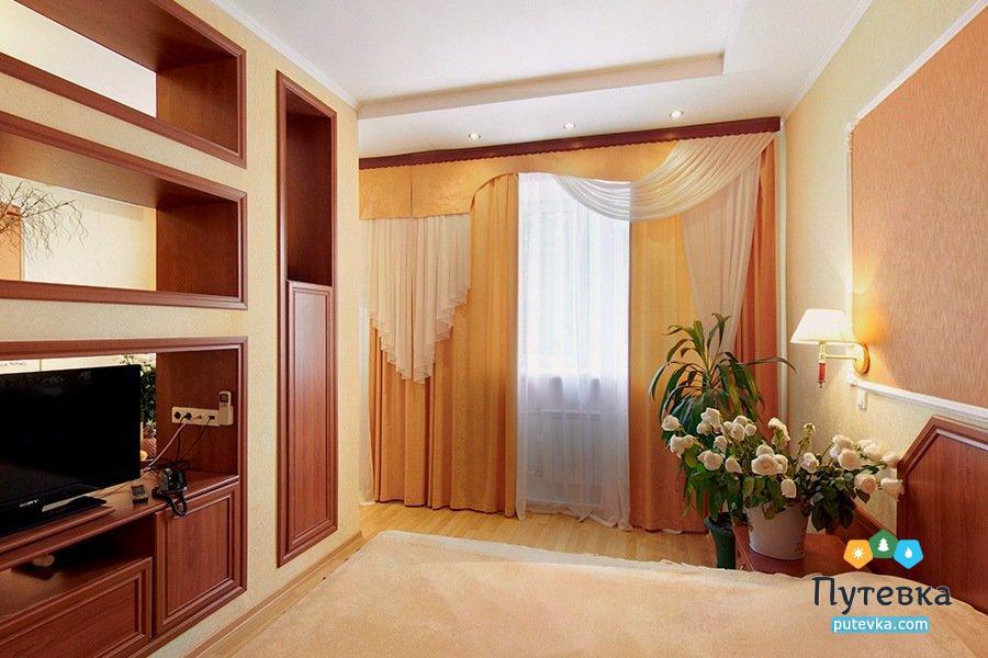 Люкс студия 1-местный 2-комнатный, фото 2