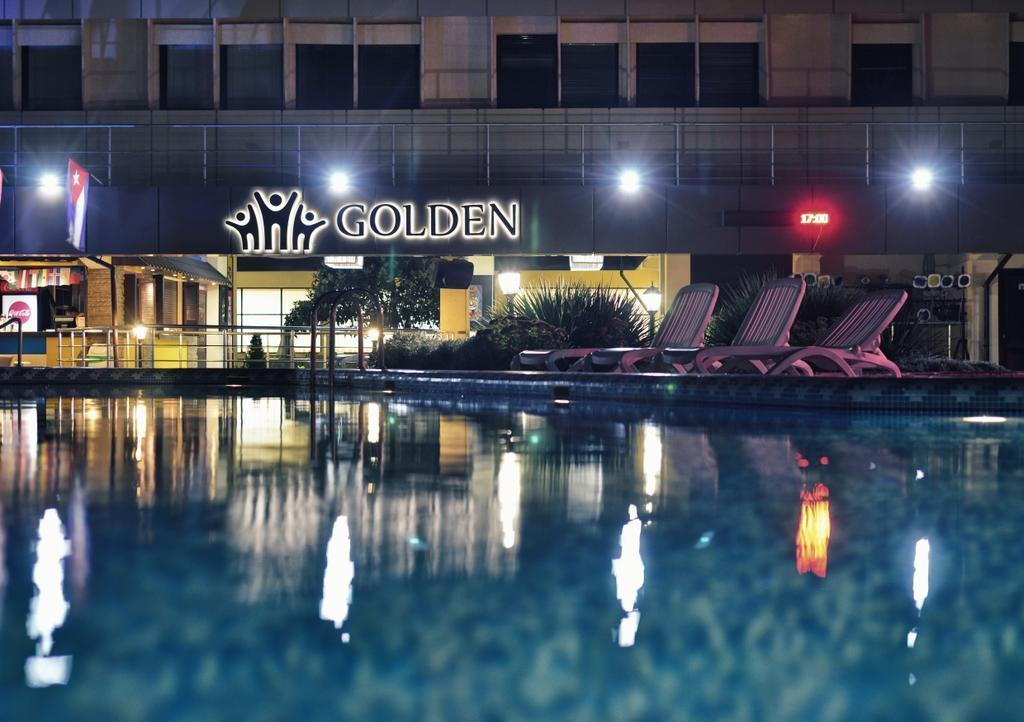 Санаторий Голден Резорт/Golden Resort (ex. Золотой Колос) ,