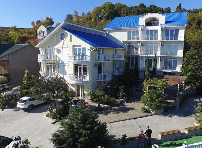 Отель Forest (Форест),