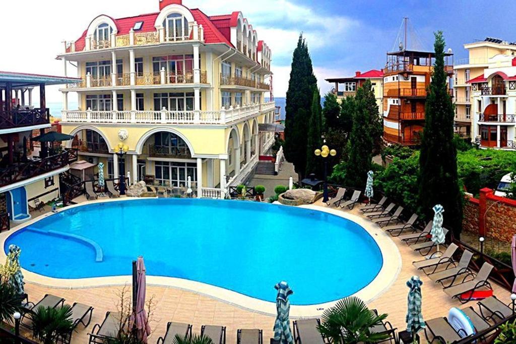 SPA-Отель Александрия ,